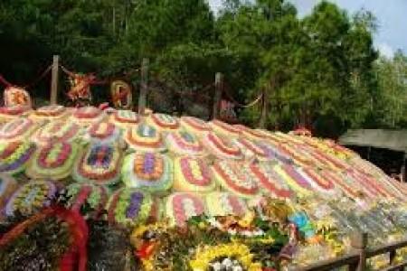 Đồng Hới – Viếng mộ đại tướng Võ Nguyên Giáp – Làng bích họa – Đá Nhảy – Đồng Hới