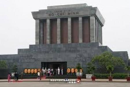 Quảng Bình – Ninh Bình – Hà Nội – Nghệ An – Quảng Bình