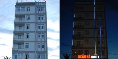 Khách sạn – Nhà hàng Ngân Hà