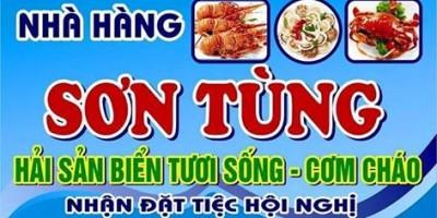 Nhà hàng Sơn Tùng