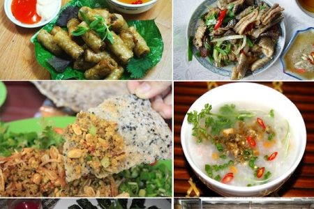 Các món ăn ngon không thể bỏ qua khi đến du lịch Quảng Bình