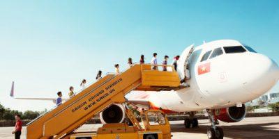 Vietjet tung 1,5 triệu vé giá hấp dẫn đón tết Đinh Dậu 2017