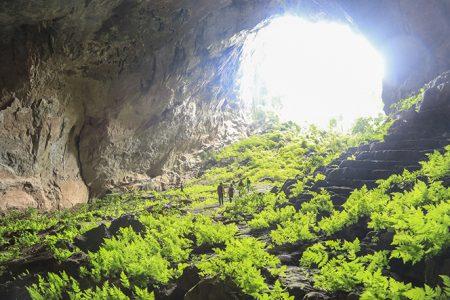 Khám phá hang Đại Ả, hang Over và hang Pygmy