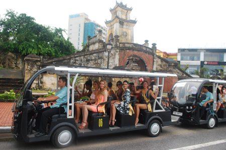 Góp phần quảng bá điểm đến Quảng Bình