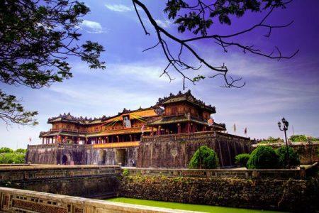 Hồ Chí Minh - Huế - Quảng Trị - Quảng Bình