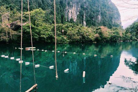 Mùa hè nếu chưa biết trốn đi đâu, hãy đến Quảng Bình