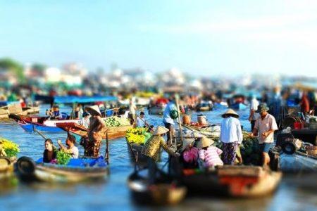 Tour Quảng Bình - Sài Gòn - Bến Tre - Cần Thơ - Cà Mau