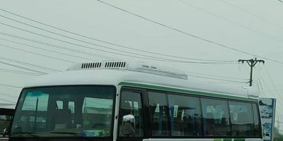 Xe du lịch 29 chỗ tại Quảng Bình