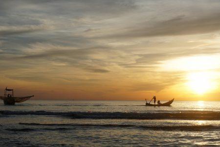 Nét đẹp hoang sơ biển Nhật Lệ – Quảng Bình