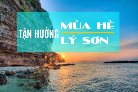Tour Quảng Bình - Lăng Cô - Hội An - Lý Sơn