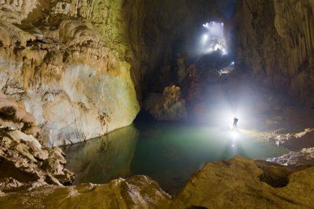 Phát hiện kích thước mới hang Sơn Đoòng, tăng 1,6 triệu m3