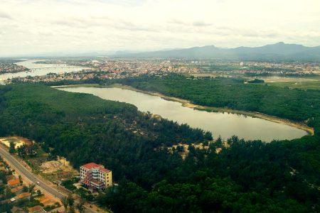 Bàu Tró – Di chỉ khảo cổ học nổi tiếng tại Quảng Bình