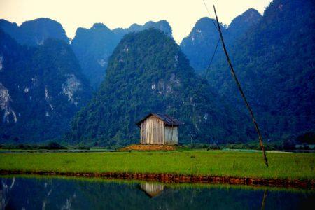 Khám phá hồ Yên Phú – Quê hương của Kong