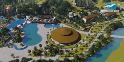 Khu du lịch suối khoáng nóng Bang dụ kiến mở cửa vào Quý 4 năm 2019