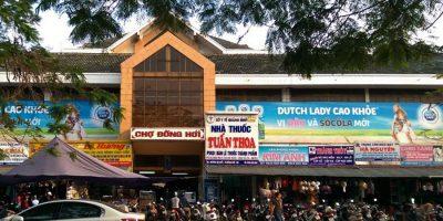 Chợ Đồng Hới – Chợ lớn nhất Quảng Bình