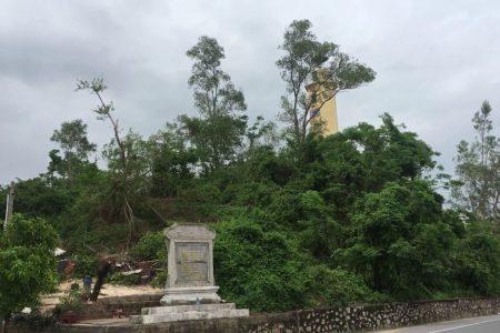 Di tích Luỹ Thầy, Quảng Bình