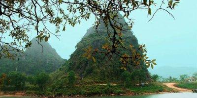 Bến phà Xuân Sơn lịch sử