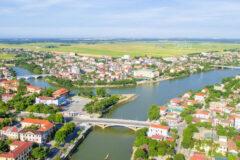 Lịch sử dòng sông Kiến Giang